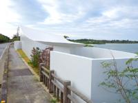 宮古島のvilla karimata/ヴィラ狩俣 - 敷地が狭いけどうまく利用している