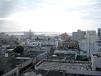 宮古島のピースアイランド宮古島 - 最上階でもこの程度の景色