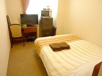 宮古島のホテルピースアイランド宮古島市役所通り - シングルルームだけど設備は充実
