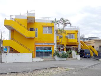 宮古島のペンションオレンジBOX
