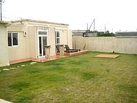 宮古島のプライベートハウスYOSHINO - 庭は広々しているらしい