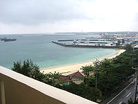 宮古島のホテルサザンコースト宮古島 - 北側はパイナガマビーチビュー
