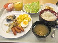 宮古島のホテルサザンコースト宮古島 - 朝食バイキングは合格レベル