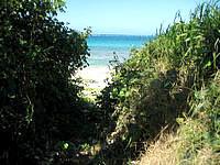 宮古島の民宿すだぁ〜す家 - 宿から歩いてビーチまで行けます