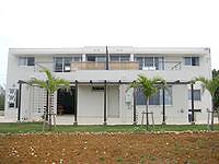宮古島の島宿うぷらうさぎ - 建物がとてもキレイ - 建物がとてもキレイ