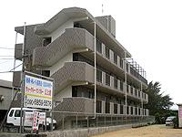 宮古島のウィークリーマンション ネクスコート広公路