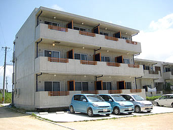 宮古島のリゾートウィークリーLaLa