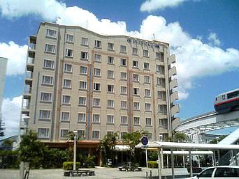 那覇のホテルグランビュー沖縄