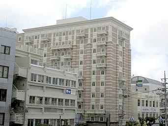 那覇のGRGホテル那覇東町