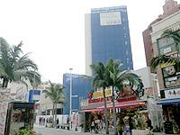 那覇のホテルグレイスリー沖縄(2016年春開業) - 国際通りのど真ん中で開業