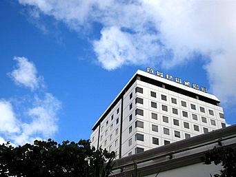 那覇のホテルサン沖縄