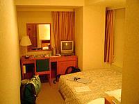 那覇のホテルサン沖縄 - 部屋は可もなく不可もなく