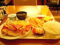 那覇のホテルサン沖縄 - バイキングは和洋ともにOK