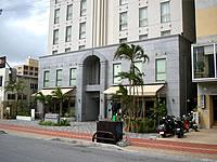 那覇のリブレガーデンホテル - 施設も比較的新しいのでキレイです