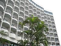 那覇のロワジールホテル那覇(ロワジールホテル&スパタワー那覇) - 海側はリゾート感覚を味わえます