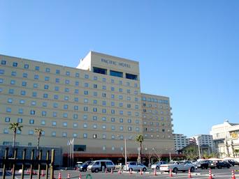 那覇のパシフィックホテル沖縄