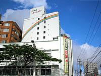 那覇の沖縄レインボーホテル(2013年閉館)