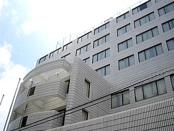那覇の琉球サンロイヤルホテル