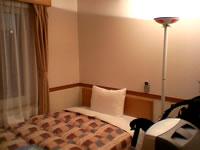 那覇の東横イン那覇旭橋駅前 - 部屋はとっても綺麗。広さは普通です。 - 部屋はとっても綺麗。広さは普通です。