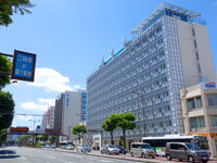 ホテルアクアチッタナハ/ホテルWBF那覇(2017年10月開業)