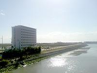 南部のホテルグランビューガーデン沖縄 - まさに海が目の前のロケーション