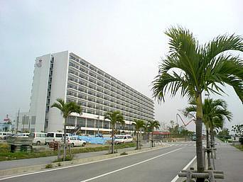 南部のサザンビーチホテル&リゾート オキナワ