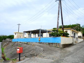 大神島のおぷゆう民宿