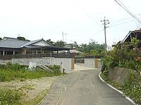 沖永良部島のShimayado當/島宿あたり - 幹線道路からは小道を少し奥に入ります