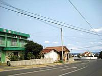 沖永良部島の民宿沖田荘 - 高台にあるので景色がキレイかもしれません