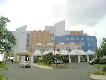 沖永良部島のおきえらぶフローラルホテル