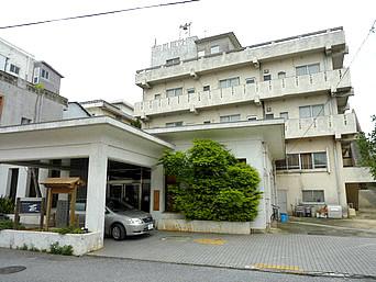 沖永良部島の観光ホテル東