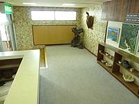 沖永良部島の観光ホテル東 - 奥の棟はかなり寂しい雰囲気