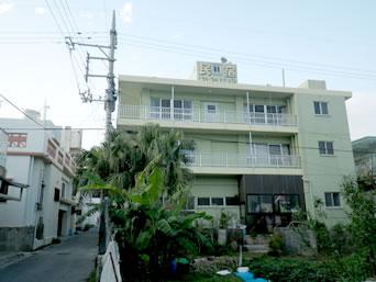 奥武島の民宿おおじま