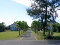 下地島の民宿キャンプ村/海の学校伊良部分校 - 以前より最近は綺麗に整備されています