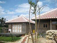 竹富島のゲストハウス すかぶら - メインは離れに宿泊するみたい