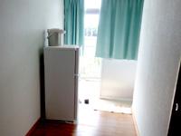 多良間島のペンションあだん - 数部屋ごとに玄関と共用部分あり