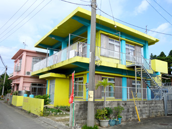 多良間島のCOCOハウス