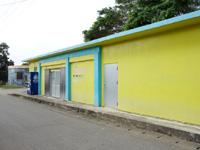 多良間島のCOCOハウス - 学校側にある別棟施設もあり