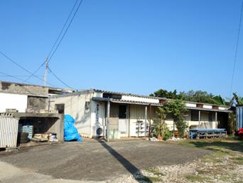 多良間島のゲストハウス南ぬ屋