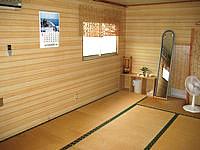 多良間島のゲストハウス南ぬ屋 - 混み合わなければ基本的に個室利用