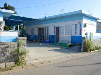 多良間島のゲストハウスはまさき/はまさきレンタカー/水納はまさきマリンサービス/みんな鮮魚店