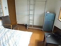 渡嘉敷島の海宿 がき家/ペンション我喜屋(マリンハウス我喜屋商店) - なんと!冷蔵庫まである便利さ