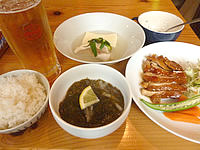 渡嘉敷島の海宿 がき家/ペンション我喜屋(マリンハウス我喜屋商店) - 夕食はなかなか美味しかった