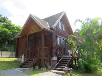 渡嘉敷島のトカシキゲストハウス