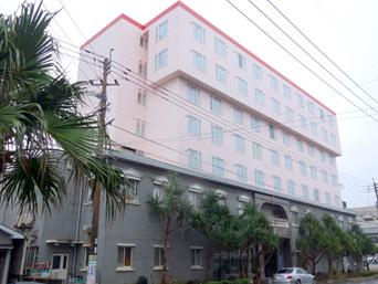 徳之島のホテルグランドオーシャンリゾート