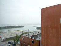 徳之島のホテルレクストン徳之島 - 一応海は見えます