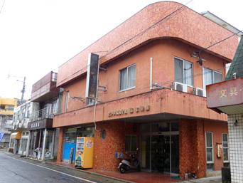 徳之島のホテル富士美荘