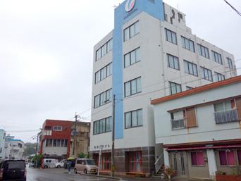 徳之島のビジネスホテル亀津石ホテル