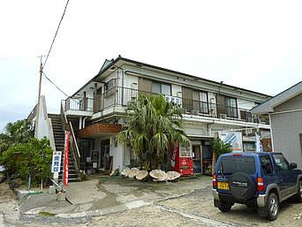 徳之島の金見荘
