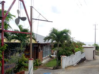 徳之島の古民家民泊パームハウス551(宿として営業しているか要確認)